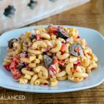Spiced Macaroni Salad